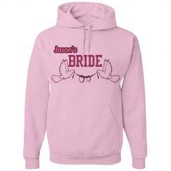 Jason's Bride Custom Sweatshirt