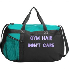 Gym Hair Don't Care II