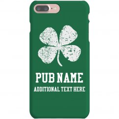 Custom Irish Pub St Patricks Day