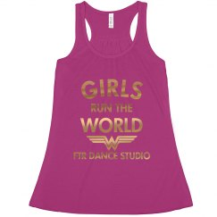 Adult Girls Run The World FTR