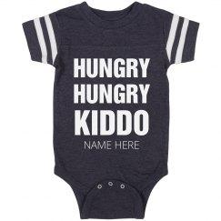 We've Got A Hungry Hungry Kiddo