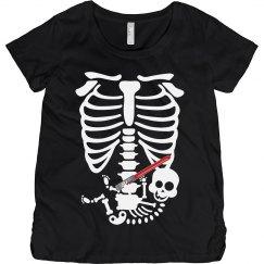 Baby Skeleton Tee