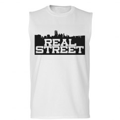 Real Street Sleeveless Tee