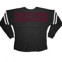 South Effingham Cheerleading Slub V-Neck