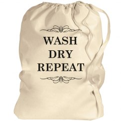 Wash Dry Repeat College Dorm Gift
