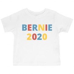 Bernie Sanders 2020 Toddler Tee