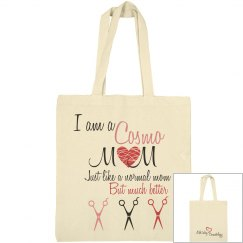 Cosmo Mom Canvas Bag