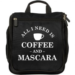 I Need Coffee and Mascara