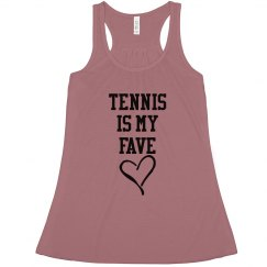 Tennis is my Fave The Carrie