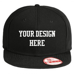 CUSTOM SNAP BACK FLAT BILL