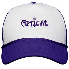 Optical Eyes Snapback