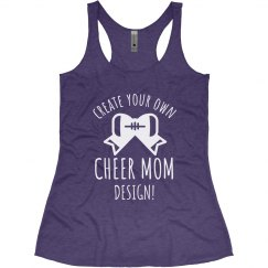 Football Cheer Mom Shirt