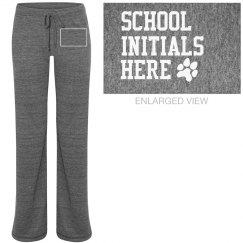 School Mascot PJ Pants