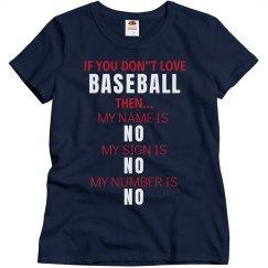 If you don't love baseball