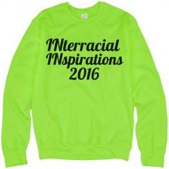 Neon INspirations Sweater