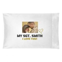 My Sgt. Pillow
