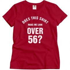 Over 56