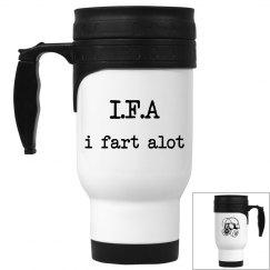I.F.A  I Fart Alot