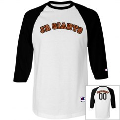 Jr Giants T-Ball Shirt