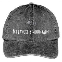 To the mountain!!!