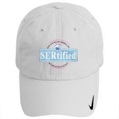 SERtified Nike Cap