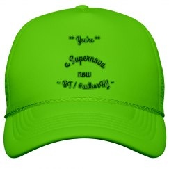 "Tribute Hat - Neon (""Bette"")"