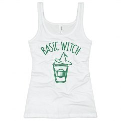 Basic Witch Tank Top