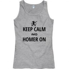 Keep calm and homer on