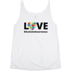 Autism Awareness & Support Love