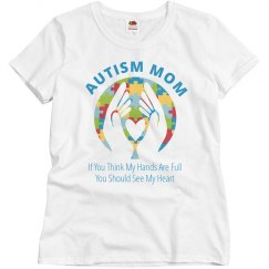 Autism Moms Full Hands Full Hearts