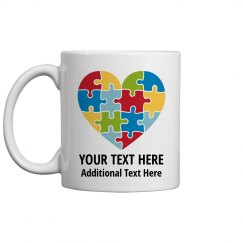 Custom Autism Awareness Gift