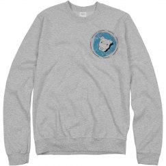 Logo (by @liberbitrium) Sweatshirt
