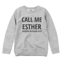 CALL ME ESTHER - HIDDEN