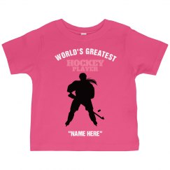 Greatest Hockey player!