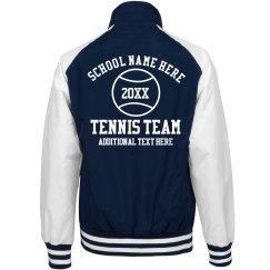 Custom Tennis Player