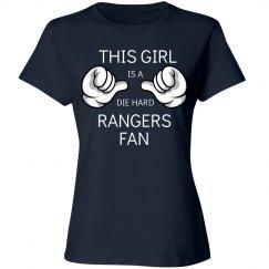 Die Hard Rangers Fan
