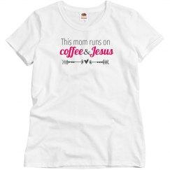 Coffee & Jesus(raspberry)