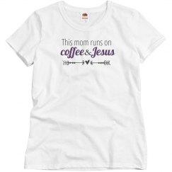 Coffee & Jesus(purple)