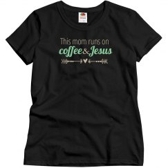 Coffee & Jesus(mint chocolate)
