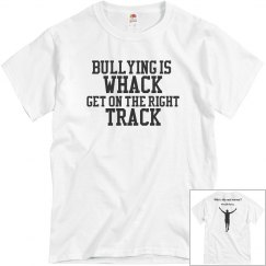 Bullying is whack