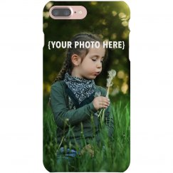Upload Your Photo iPhone Case