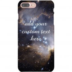 Custom Text/Quote Galaxy Print Gift