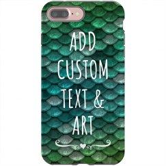 Custom Scales Phone Case