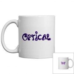 Optical Eyes Mug