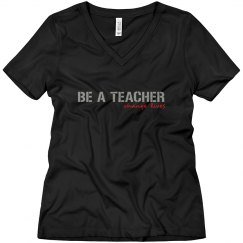 Be a Teacher Change Lives