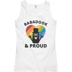 Babadook & Proud Pride Shirt