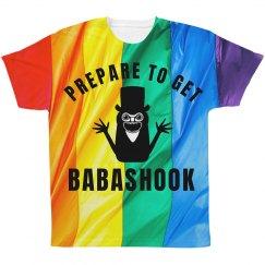 Babashook Gay Pride Babadook