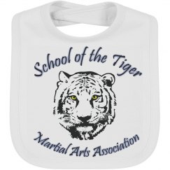 Infant Bib with Logo