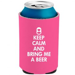 Keep Calm Bring a Beer