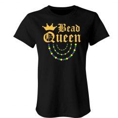 Mardi Gras Bead Queen
